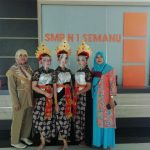 Pepeling's Dance from SMPN 1 Semanu